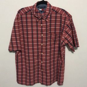Tommy Jeans short Sleeve Camp Shirt